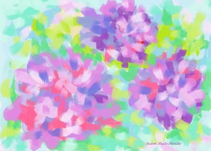 Flower Fun - Andrea Maglio-Macullar