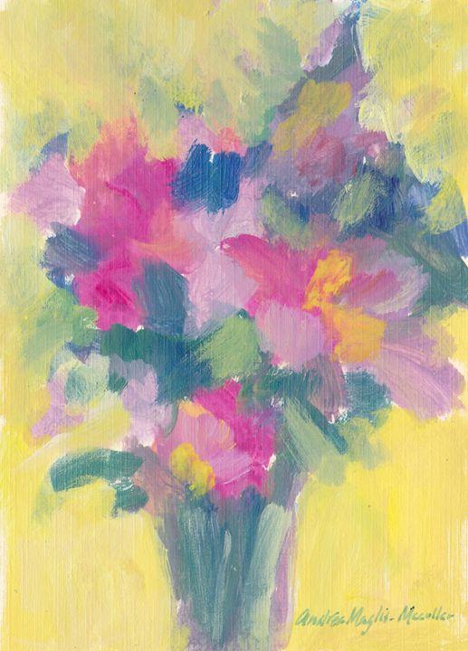 Floral 2 - Andrea Maglio-Macullar