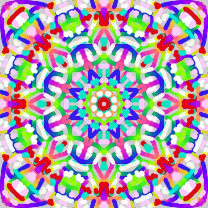 Kaleidoscope 1 - Andrea Maglio-Macullar