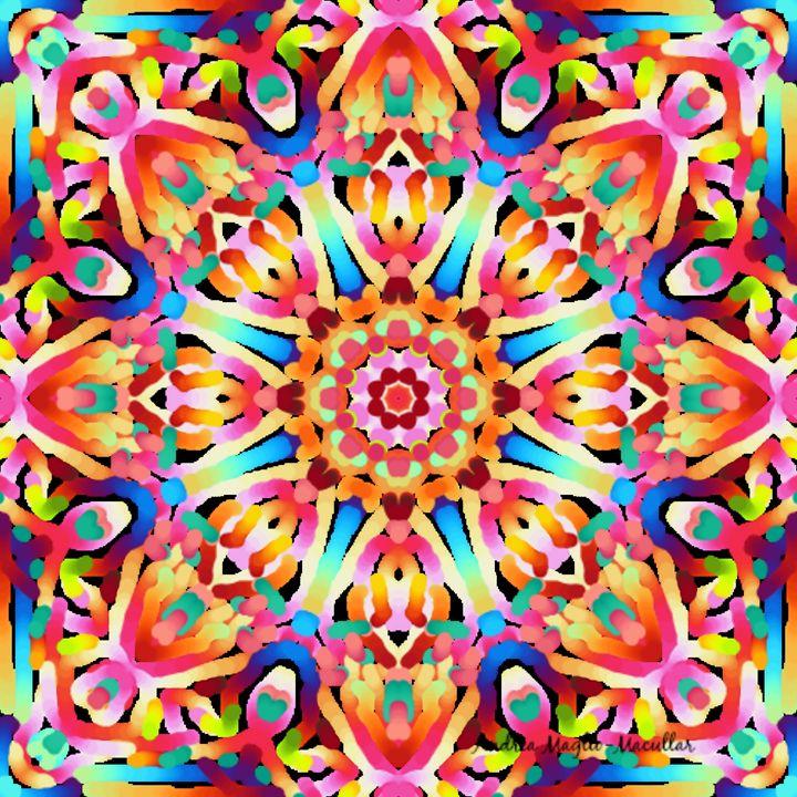 Kaleidoscope 4 - Andrea Maglio-Macullar