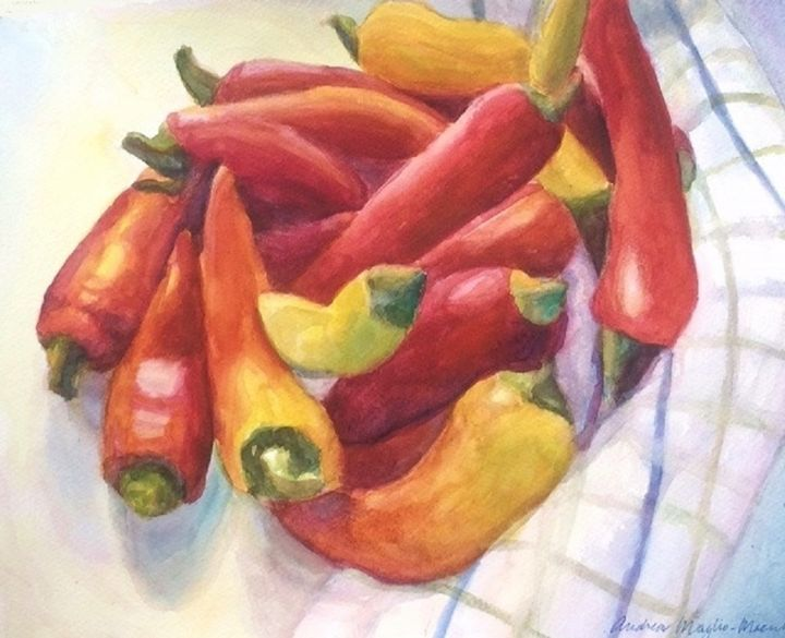 Bill's Peppers - Andrea Maglio-Macullar