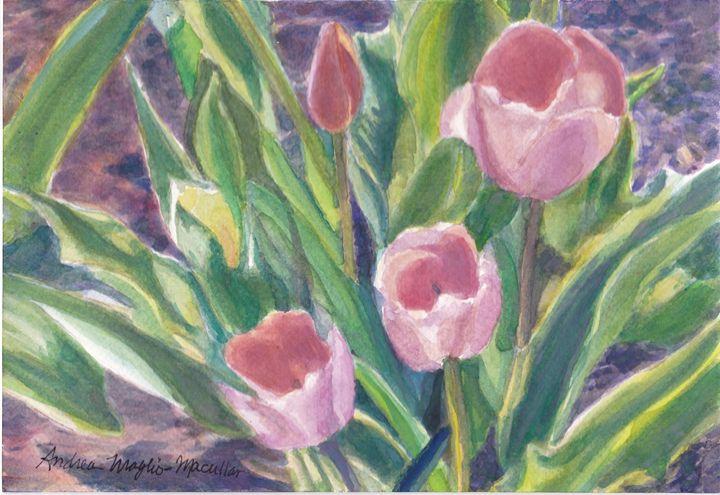 Tulip Time - Andrea Maglio-Macullar
