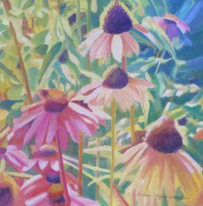 Cone Flower Light - Andrea Maglio-Macullar