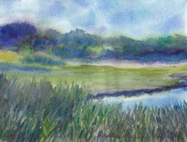 Crane Estate Marsh - Andrea Maglio-Macullar