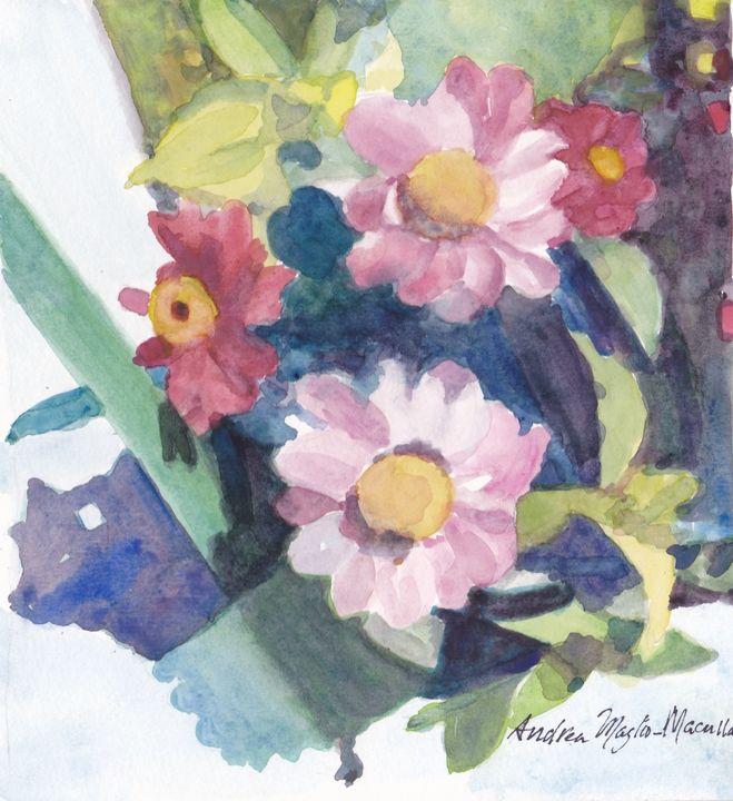 Zinnia Color - Andrea Maglio-Macullar