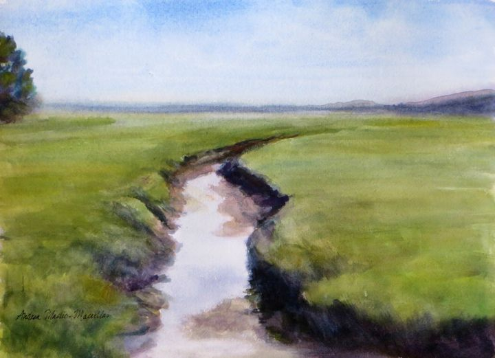 Fox Creek Towards Essex - Andrea Maglio-Macullar