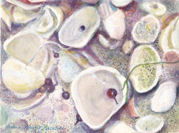 Sand & Shells - Andrea Maglio-Macullar