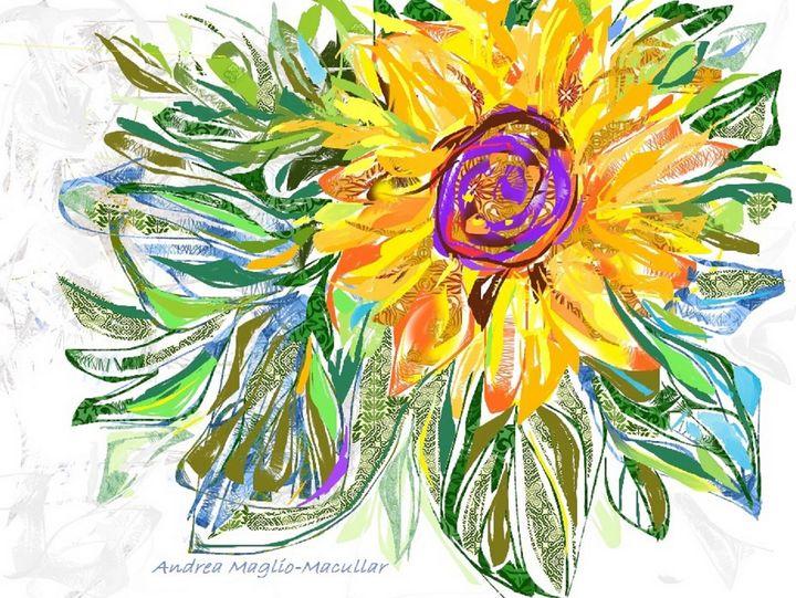 Sunflower Profusion - Andrea Maglio-Macullar