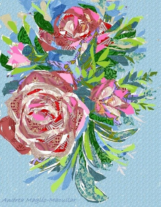 Rose Bunch - Andrea Maglio-Macullar