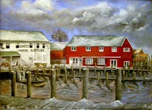 Greenport, NY The Pier