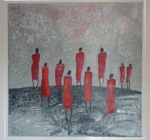 The Masai Walk