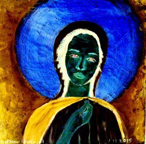 blue maria