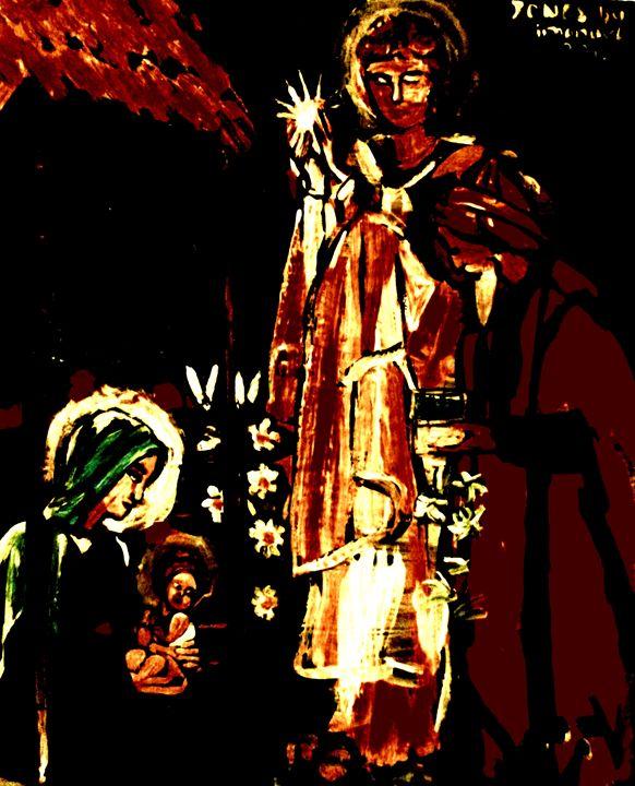 birth joshu wood1 - Mathew Imanuel
