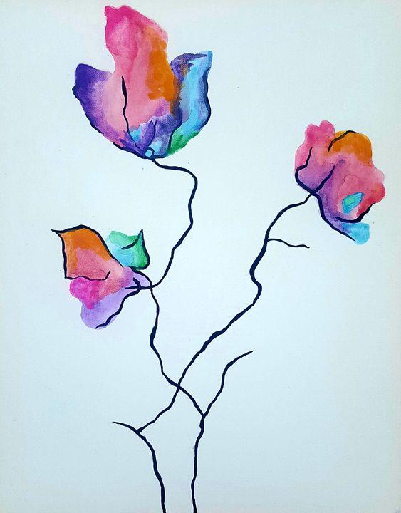 Flowers - Peony Prints