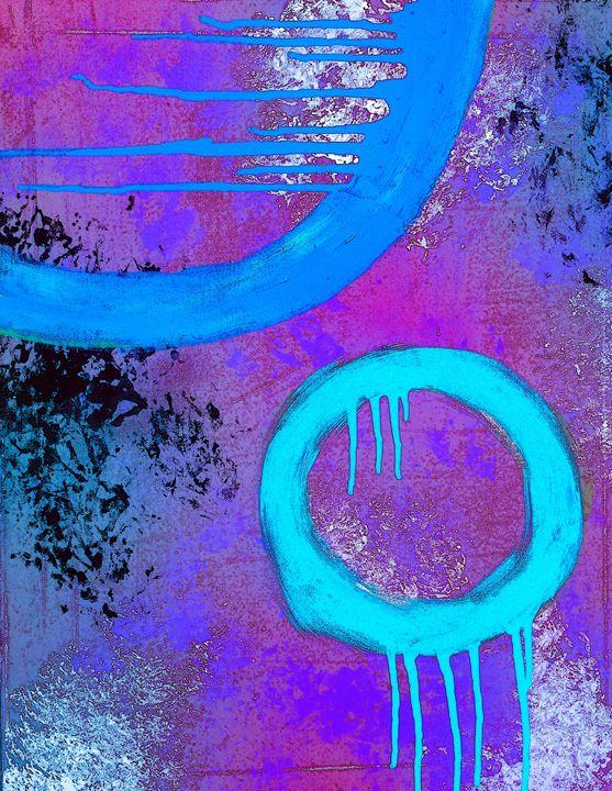 Abstract - Peony Prints