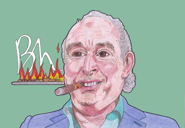 Capitalist Bhs tard - Ian G