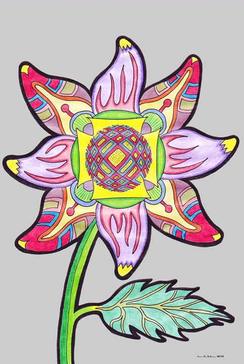 1 Flower - Ian G