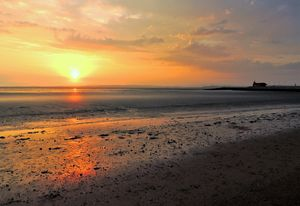 Sunset at Morecambe - Ian G