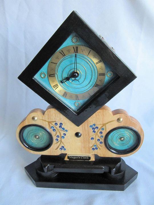 Megan's Clock - Ian G
