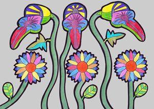 6 Flowers - Ian G