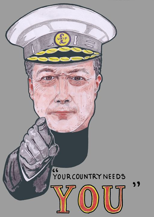 Your Country Needs You! - Ian G