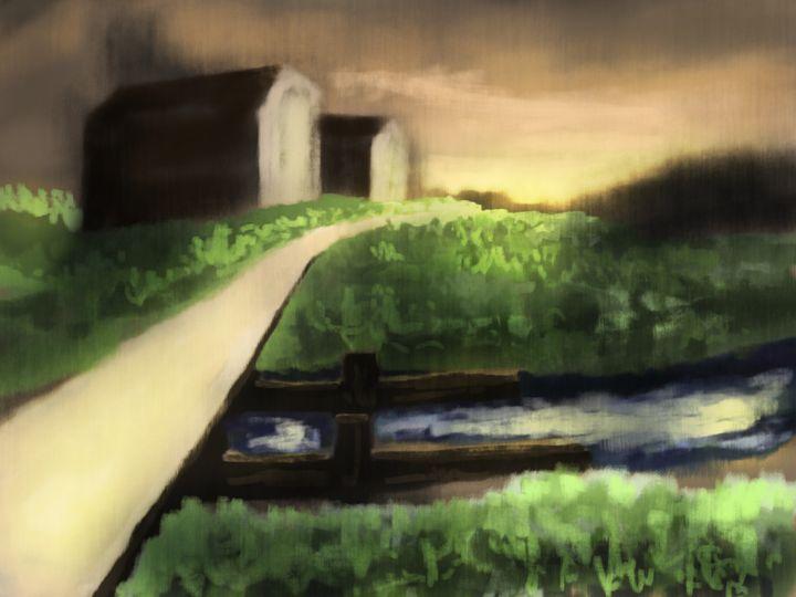 New Beginnings - Fine Art by Kyle