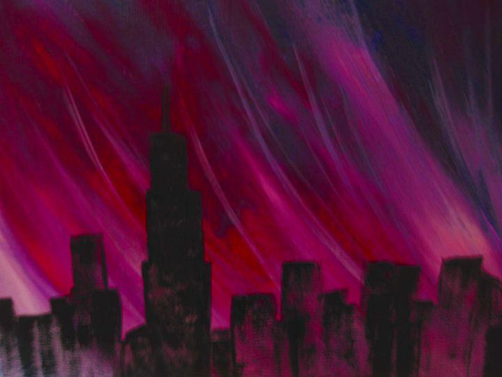 Chicago - T Stastny