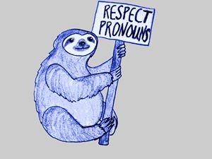 Feminist Sloth
