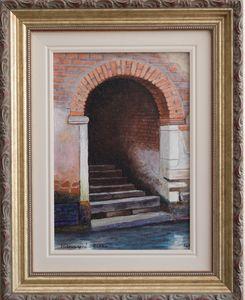 Venice stairway