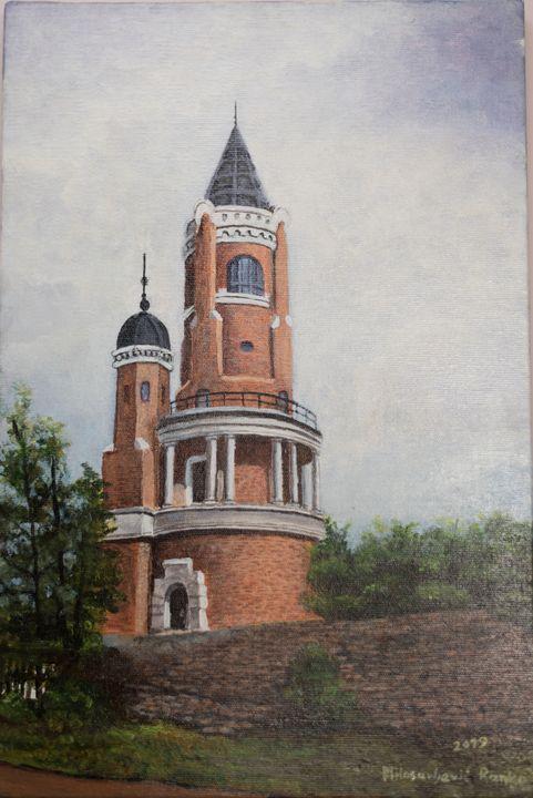 Gardos Tower - Ranko Milosavljevic