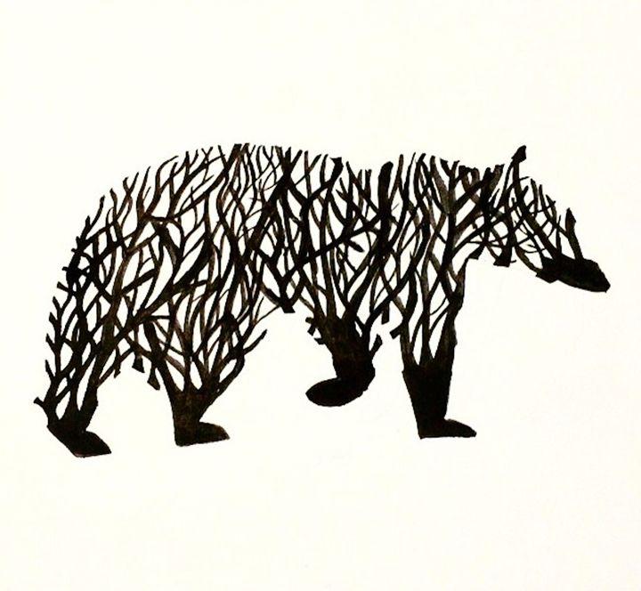 Bear tree - Wezalen's gallery