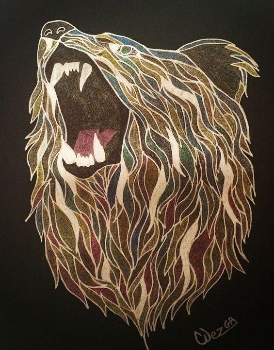 le cri de l'ours - Wezalen's gallery