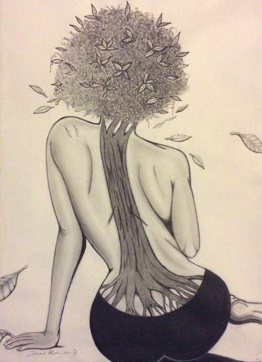 Lady Earth - Djay the artist