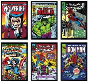 Marvel 2016 Portfolio Stan Lee