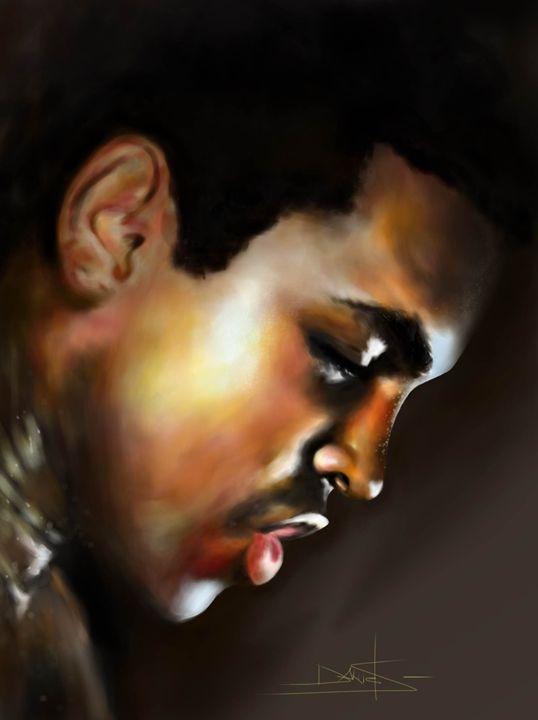 ALI - Leonard Daniels Art