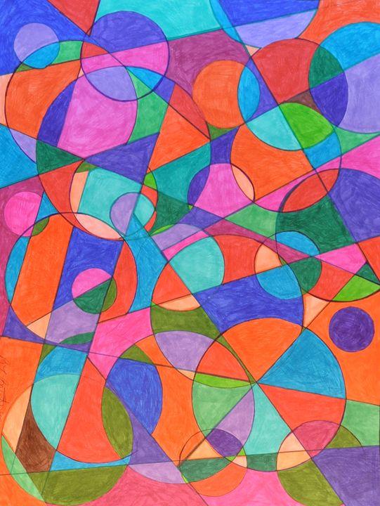 CIRCLES 003 - B L BRISTOW