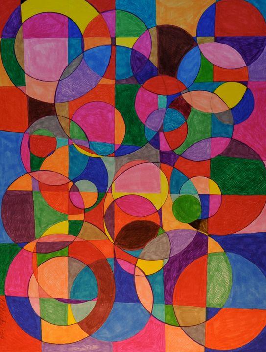 CIRCLES 004 - B L BRISTOW