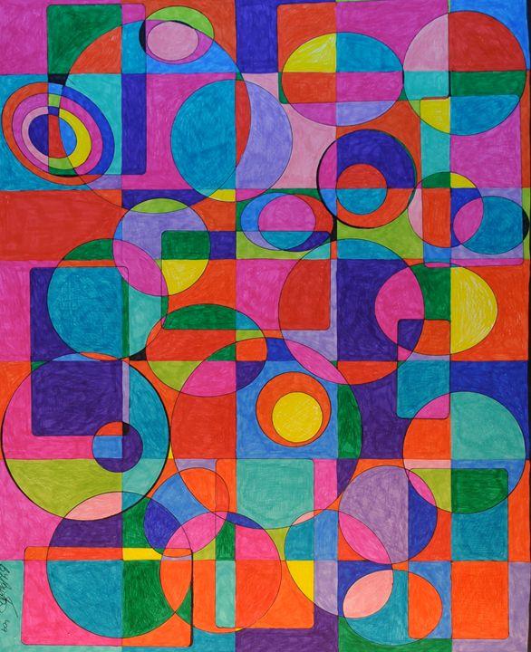CIRCLES 005 - B L BRISTOW