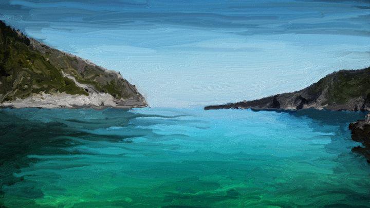 Beach Landing - Amanda M. Leppke