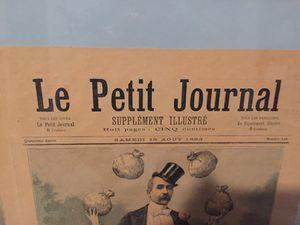 Le Petit Journal - August 19 1893
