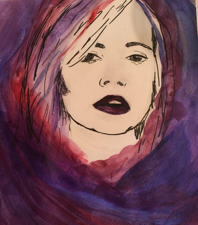 Self Portrait - Lindsay's Wild World of Fun