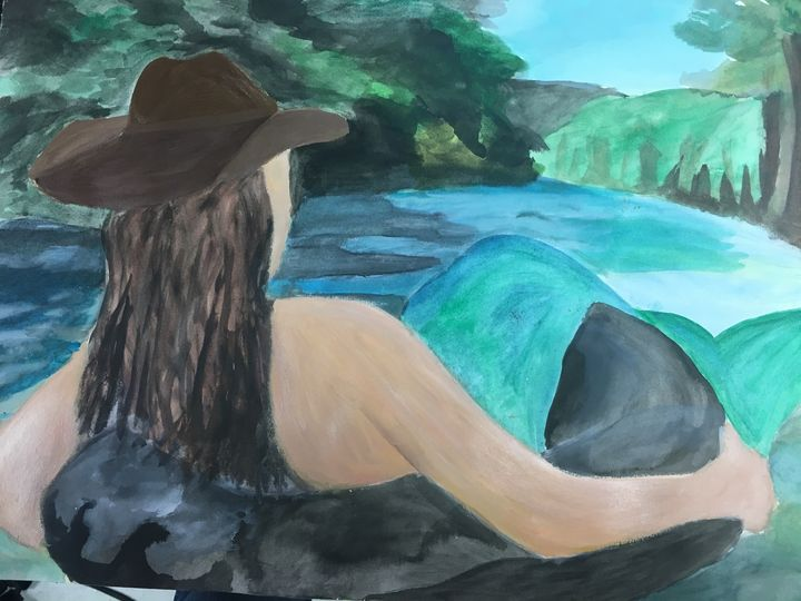 "Texas River Mermaids, ""Guadeloupe"" - Lindsay's Wild World of Fun"