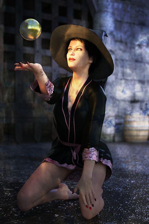 Misty Magic - Mystérieuse Magie - Victor Daniel