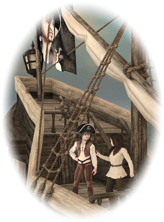 Capt. Craig Illustration 6 - Victor Daniel