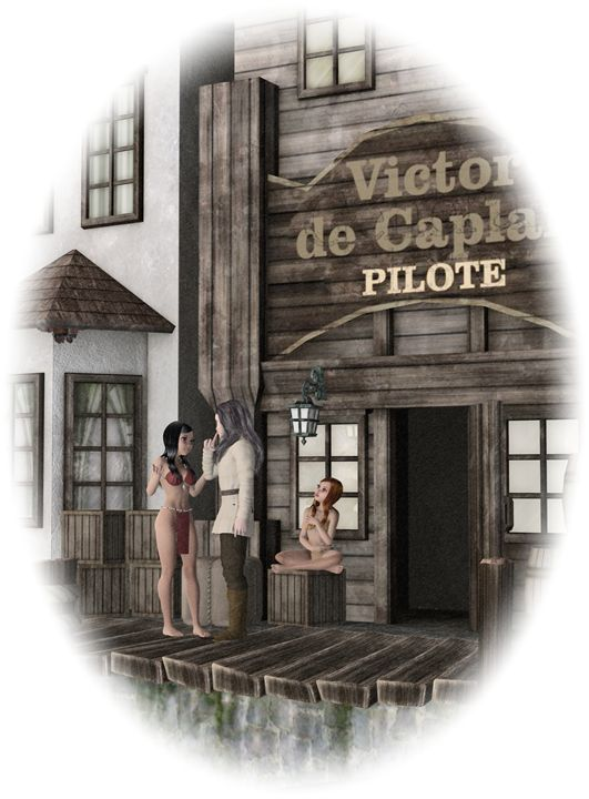 Capt. Craig Illustration 10 - Victor Daniel