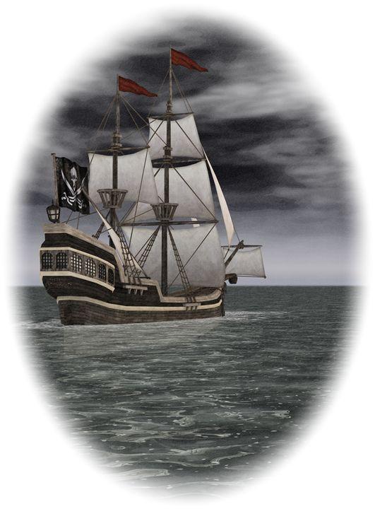 Capt. Craig Illustration 11 - Victor Daniel