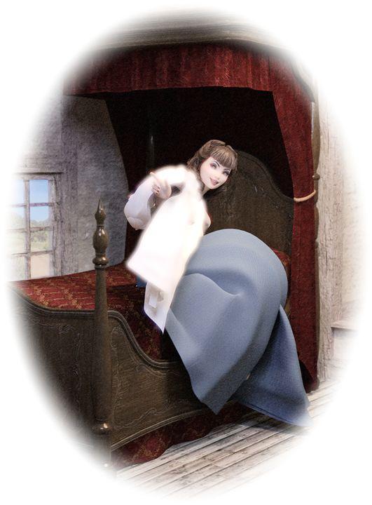Dame Blanche - Illustration 14 - Victor Daniel