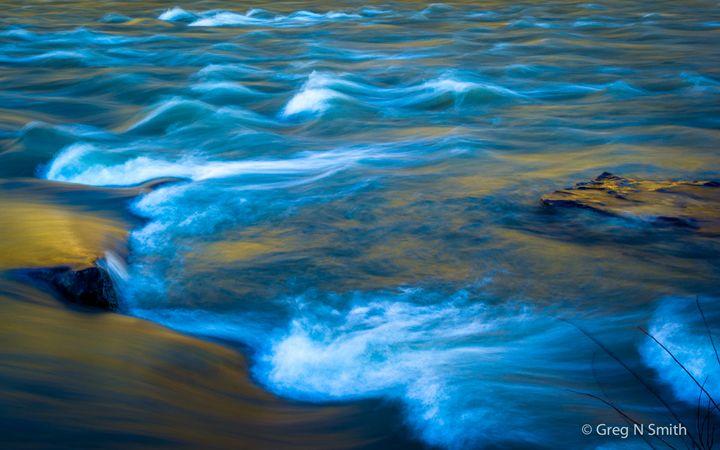 River Wave 2 - Greg N Smith PhotoArt