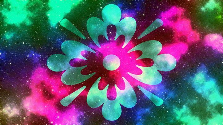 Star Peppered Flower - Follow The Stars