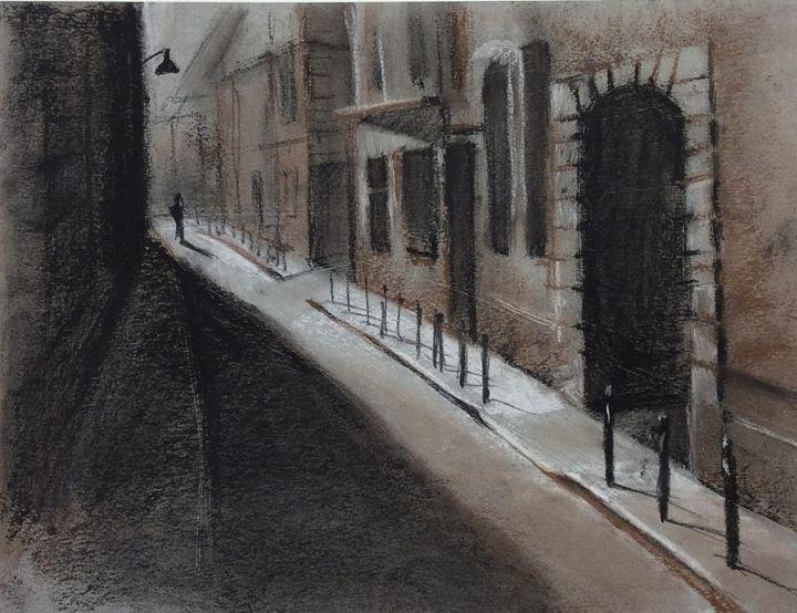 Paris Street - E.Fadeeva